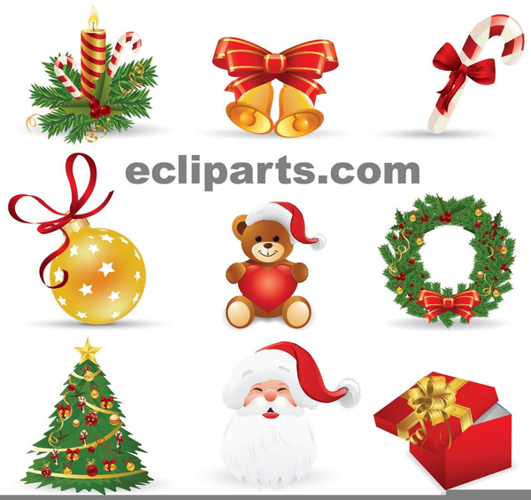 Free Online Clipart Christmas.