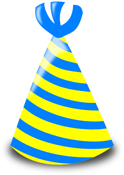 Birthday Hat Clipart.