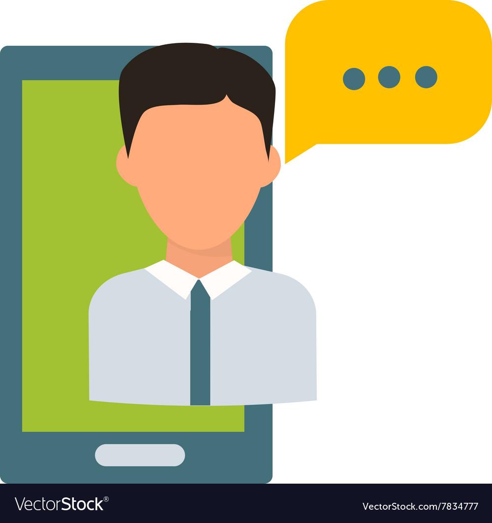 Online teacher.