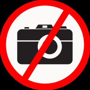 No Camera Allowed Clip Art at Clker.com.