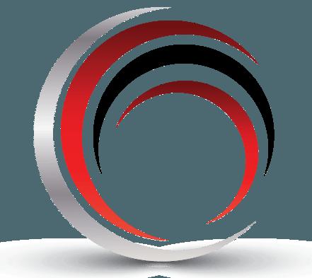 Red Swirl Logo.