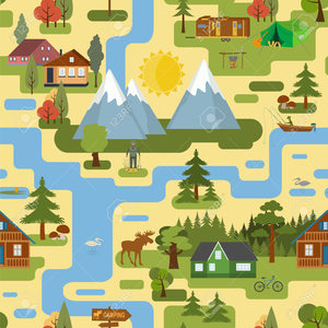 Great Outdoors Clipart.