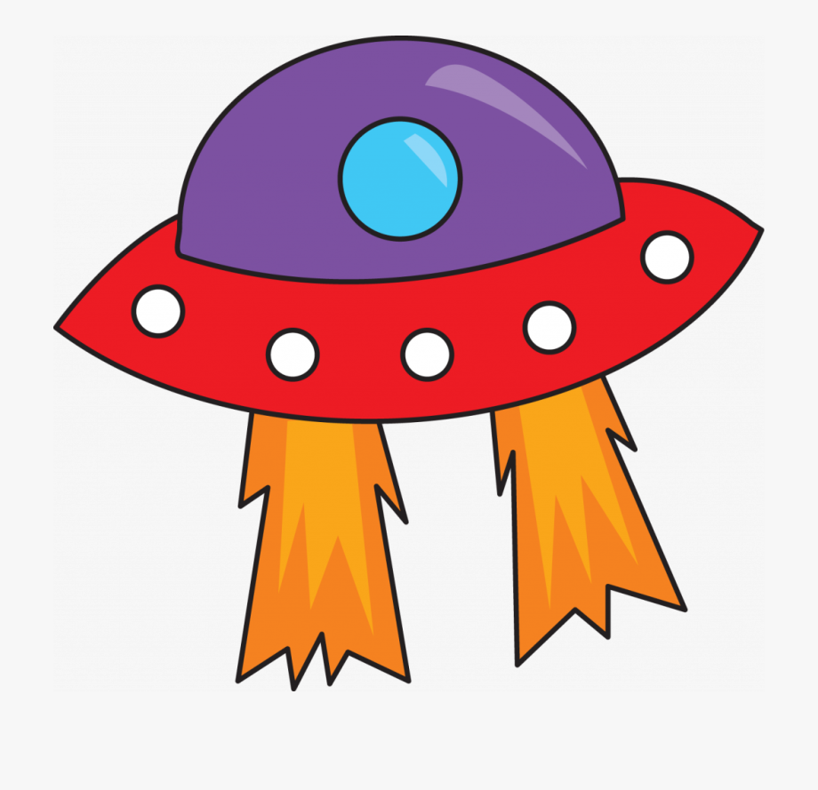 Ufo Clipart Two.