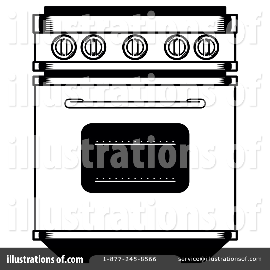Oven Clipart #1383799.