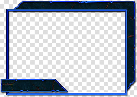 Free Stream overlays Lavaflow transparent background PNG.