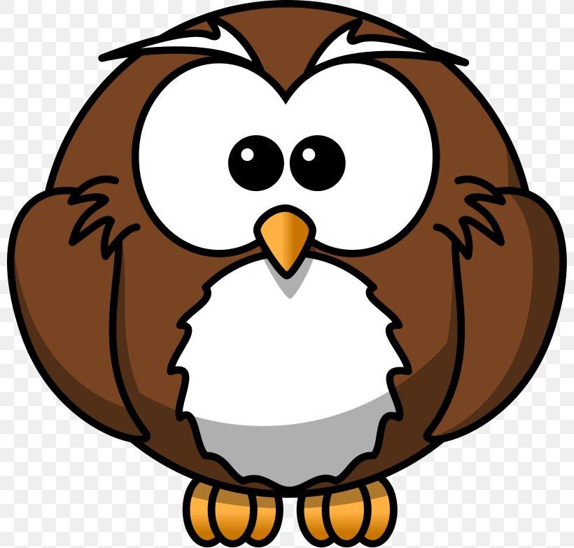 Owl Cartoon Clip Art, PNG, 800x783px, Owl, Animation.