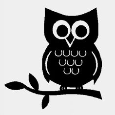 Free Owl Silhouette Cliparts, Download Free Clip Art, Free.