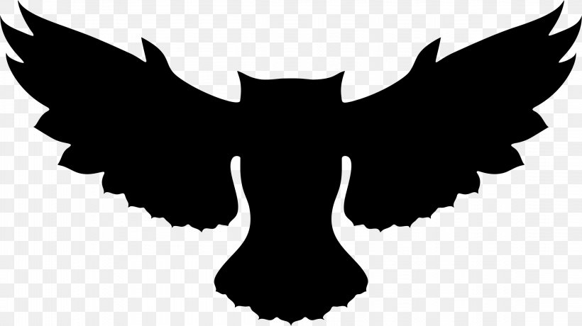 Owl Silhouette Clip Art, PNG, 2294x1288px, Owl, Animal, Bat.