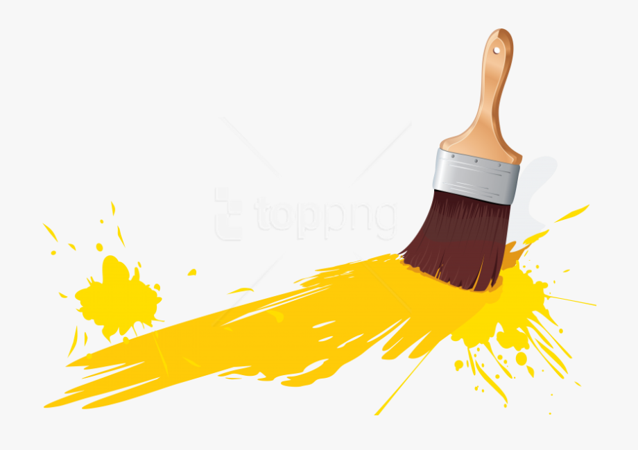 Paint Brush Clip Art Png , Transparent Cartoon, Free.