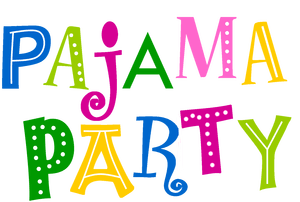Pajama party clip art clipart images gallery for free download.