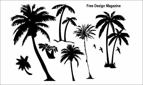 500 Free Tree Vector Illustrations to Download.