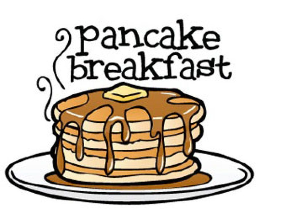 Free All You Can Eat Pancake Breakfast.