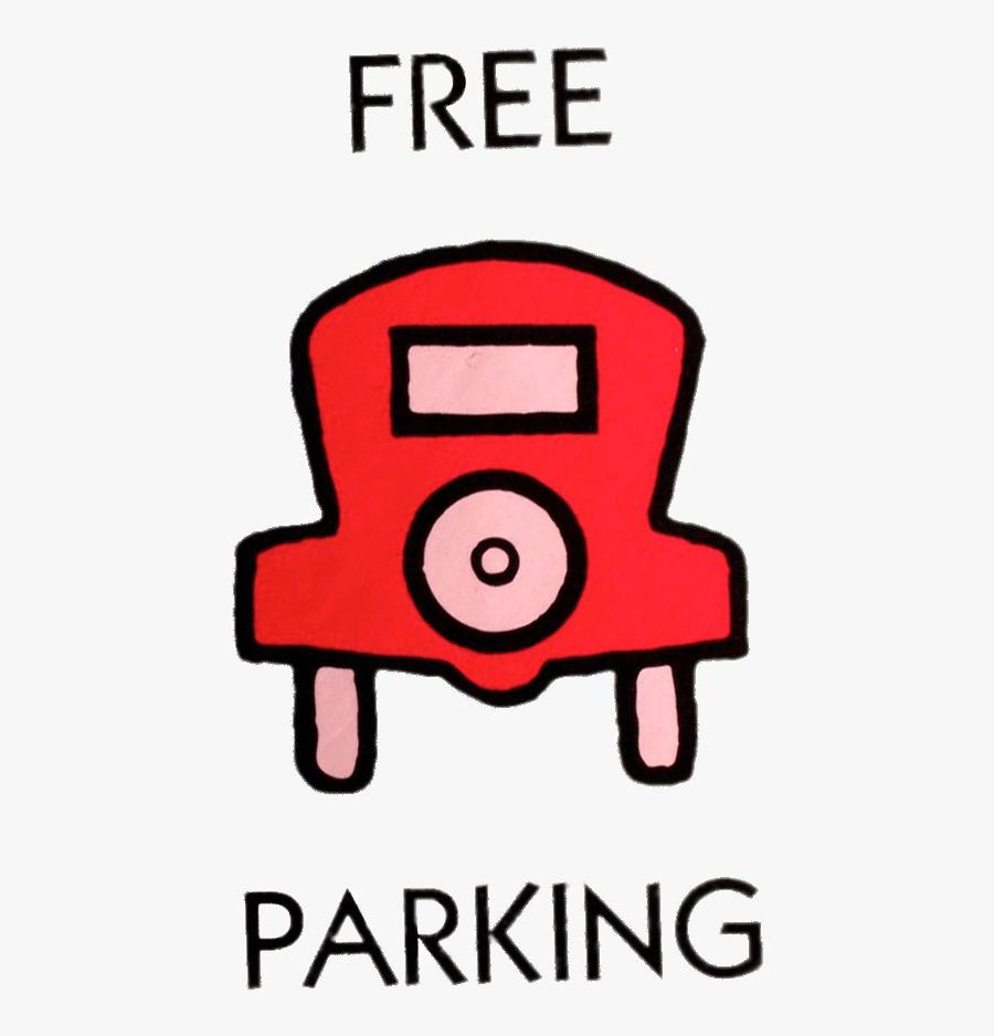 Monopoly Free Parking.