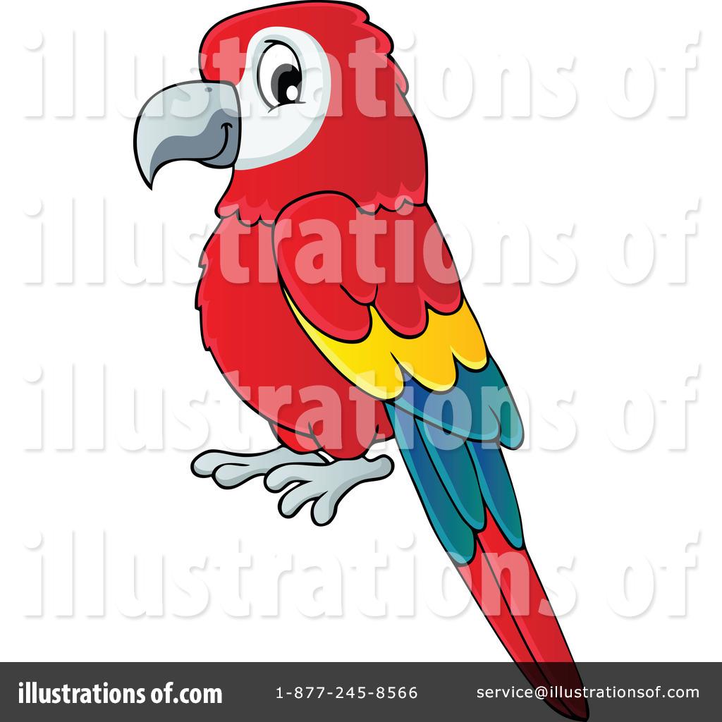 Parrot Clipart #1154588.