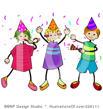 Party Clip Art Jpg Free.
