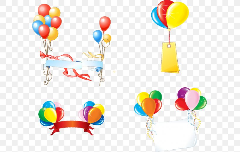 Vector Graphics Balloon Clip Art Party Graphic Design, PNG.