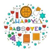 Royalty Free Passover Clip Art.