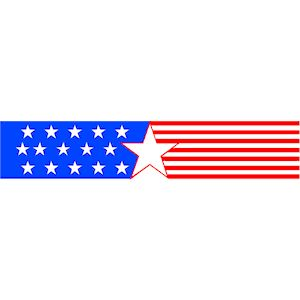 Patriotic clipart free 2 » Clipart Station.