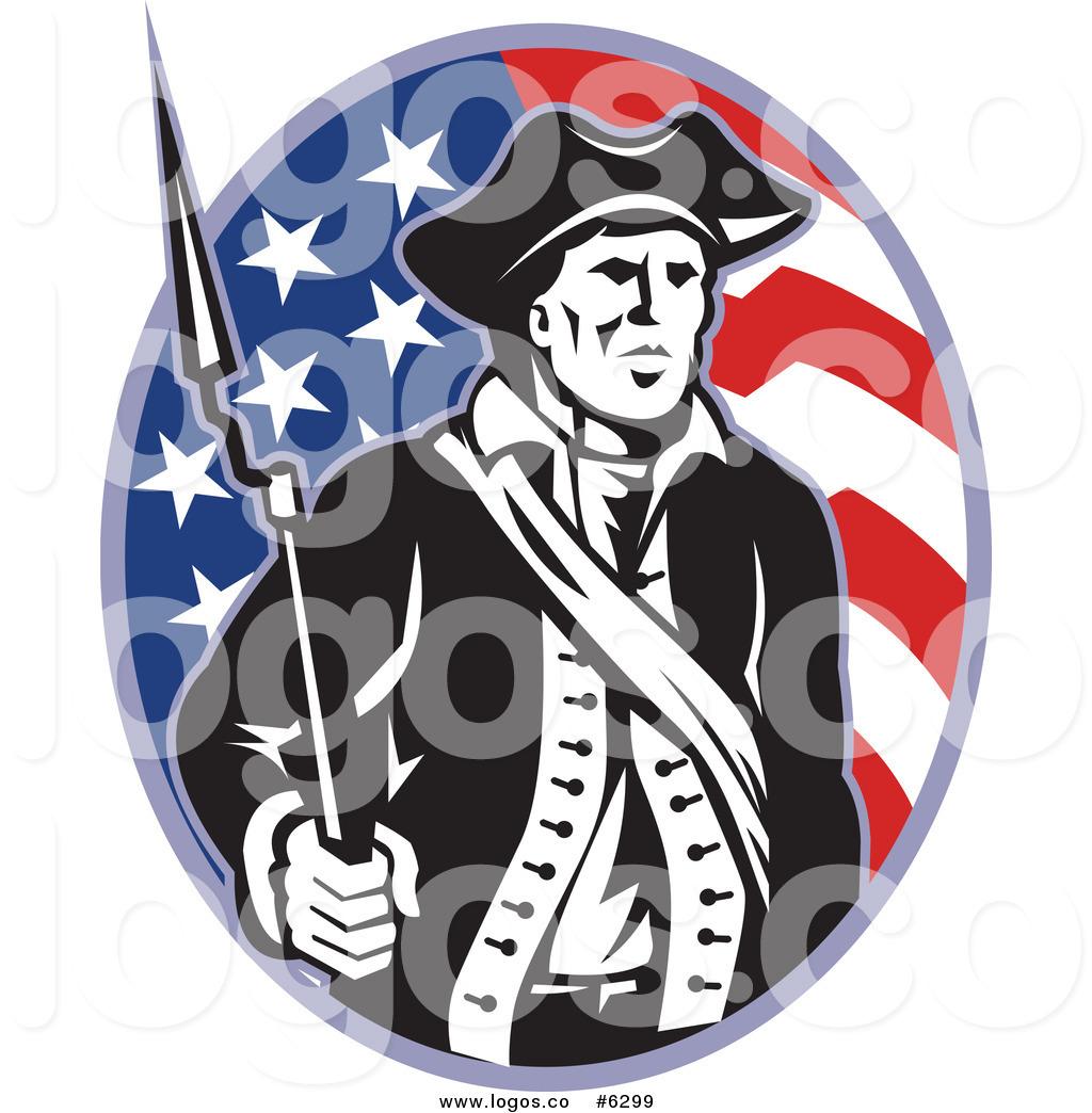Free Patriots Clipart.