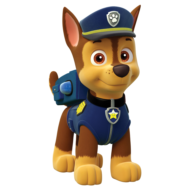 Download Free png Chase Paw Patrol Clipart #1.