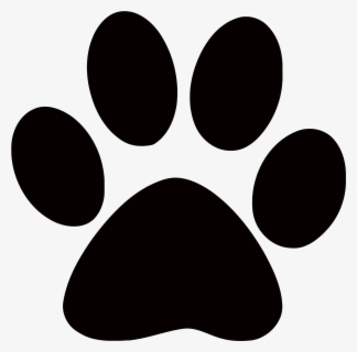 Free Paw Prints Clip Art with No Background , Page 8.