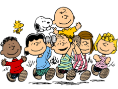 Peanuts gang clipart clipart images gallery for free download.