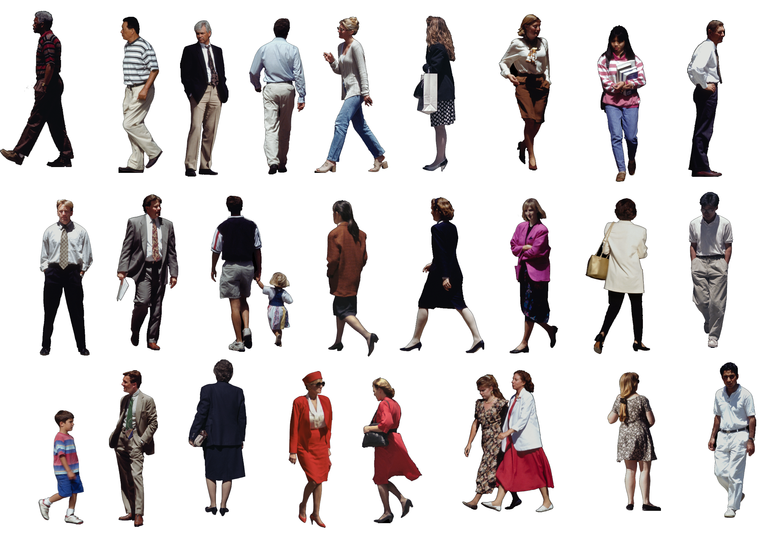 High Resolution People Png Clipart #3251 #319487.