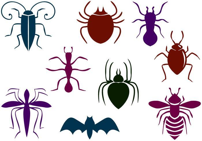 Free Pest Control Vectors.