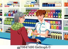 Pharmacist Clip Art.