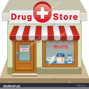 Pharmacy Vector Clipart.