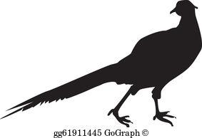 Pheasant Clip Art.