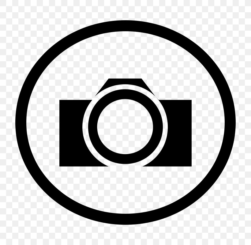 Camera Photography Logo Clip Art, PNG, 800x800px, Camera.