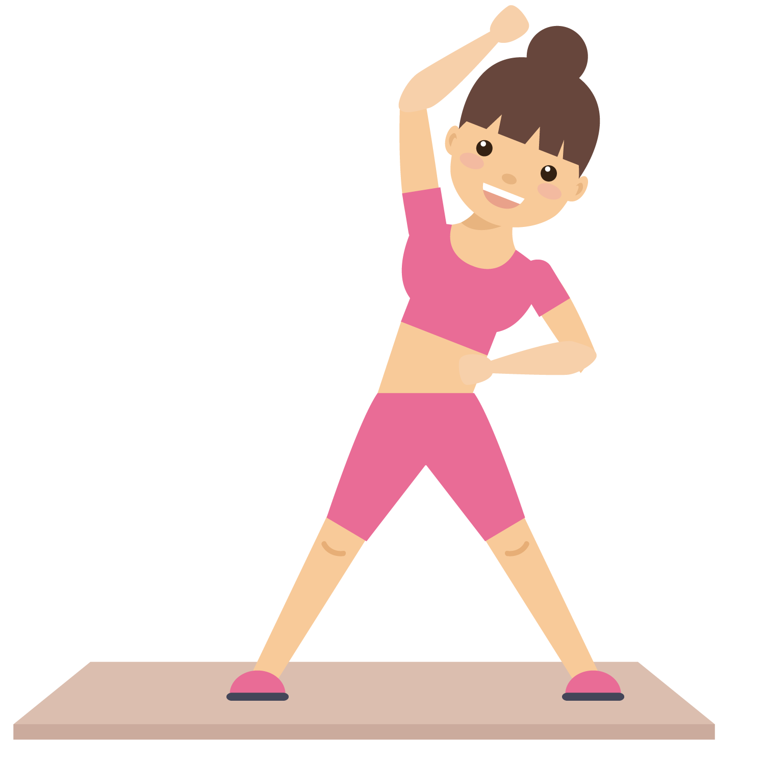 Female fitness clipart clipart images gallery for free download.