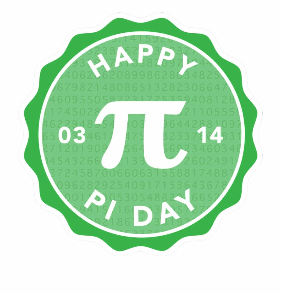 Pi Day Png High.