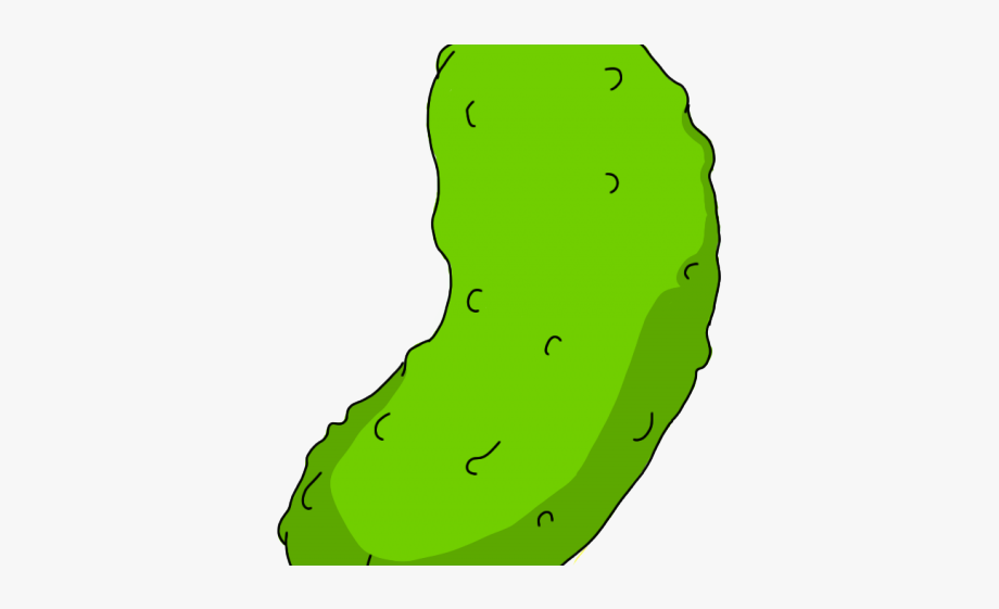 Pickle Clipart Transparent Background , Transparent Cartoon.