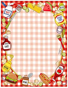 free picnic clipart borders 20 free Cliparts   Download ...