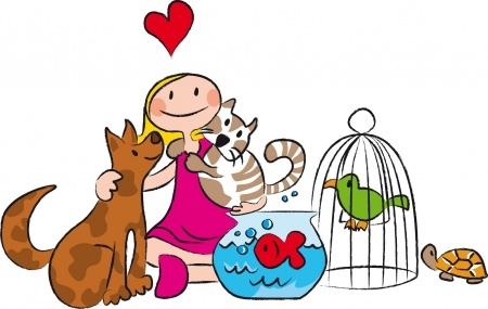 Free Pics Clipart Of House Sitters And Pet Sitters.