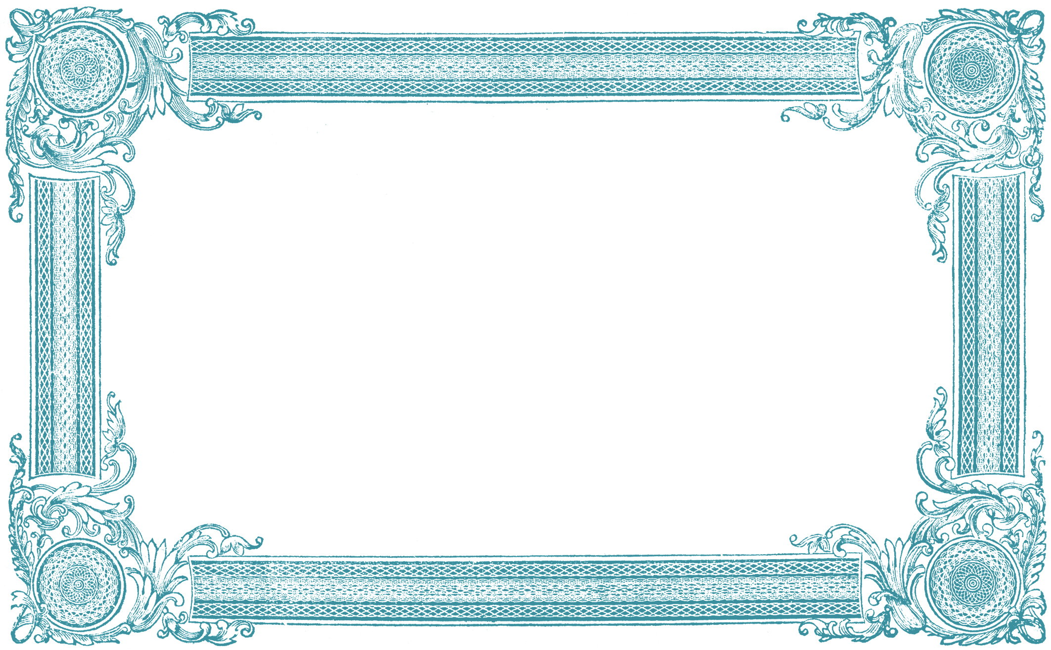 Picture Frame Clipart Free.