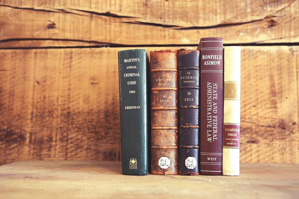 Free photo: Books, Reading, Shelf.
