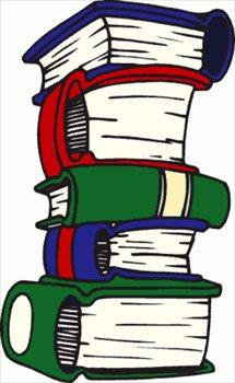 Free Books Clipart.