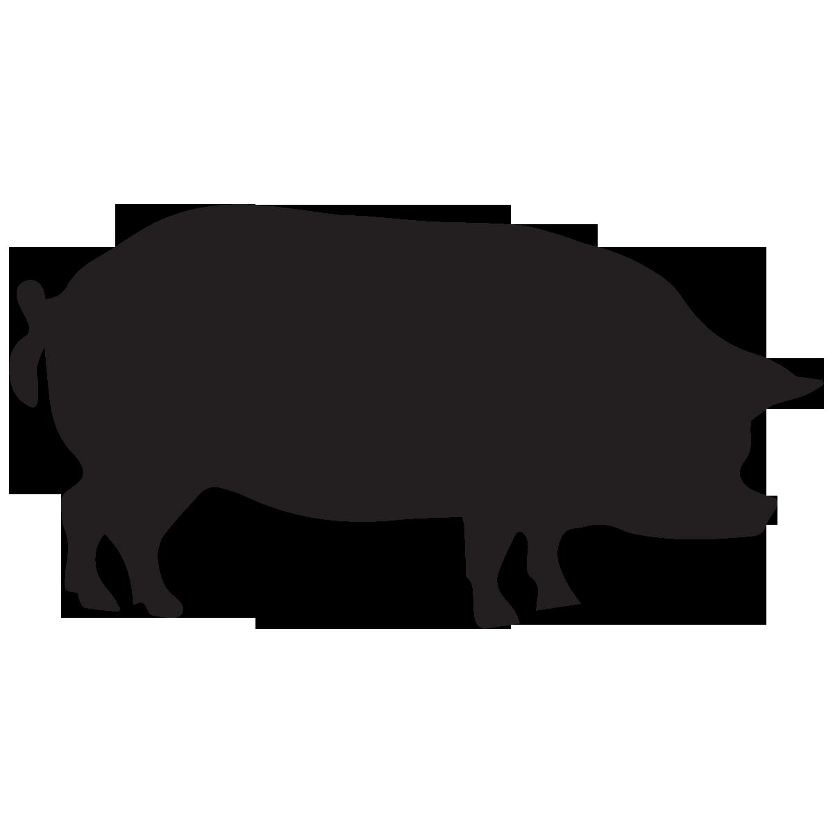 Guinea pig Silhouette Clip art.