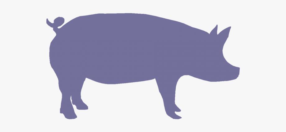 Pork Clipart Outline.