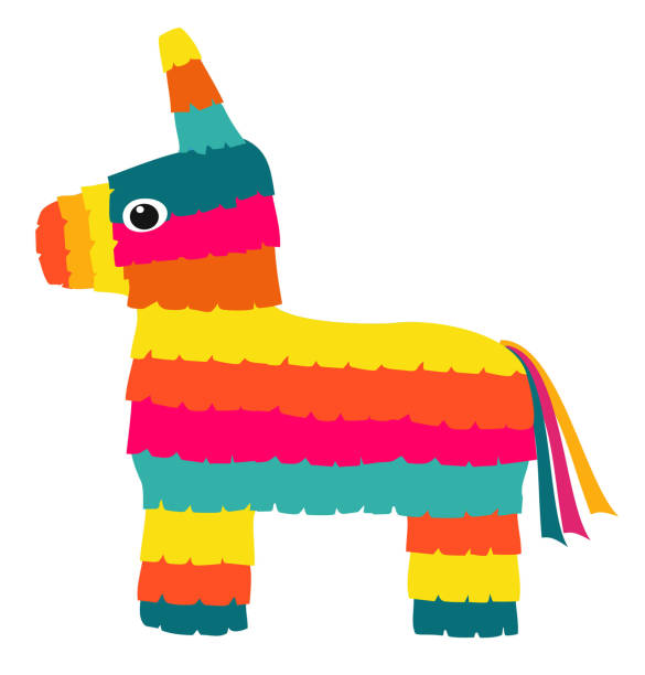 Best Pinata Illustrations, Royalty.