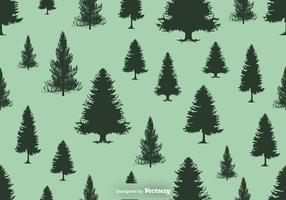 Pine Tree Free Vector Art.
