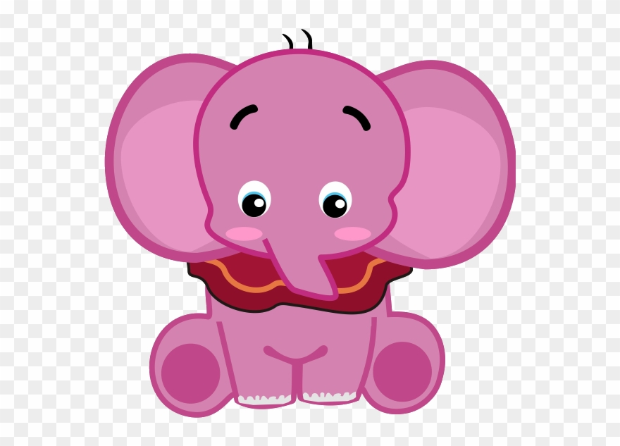Free Download Elephants Clipart Seeing Pink Elephants.