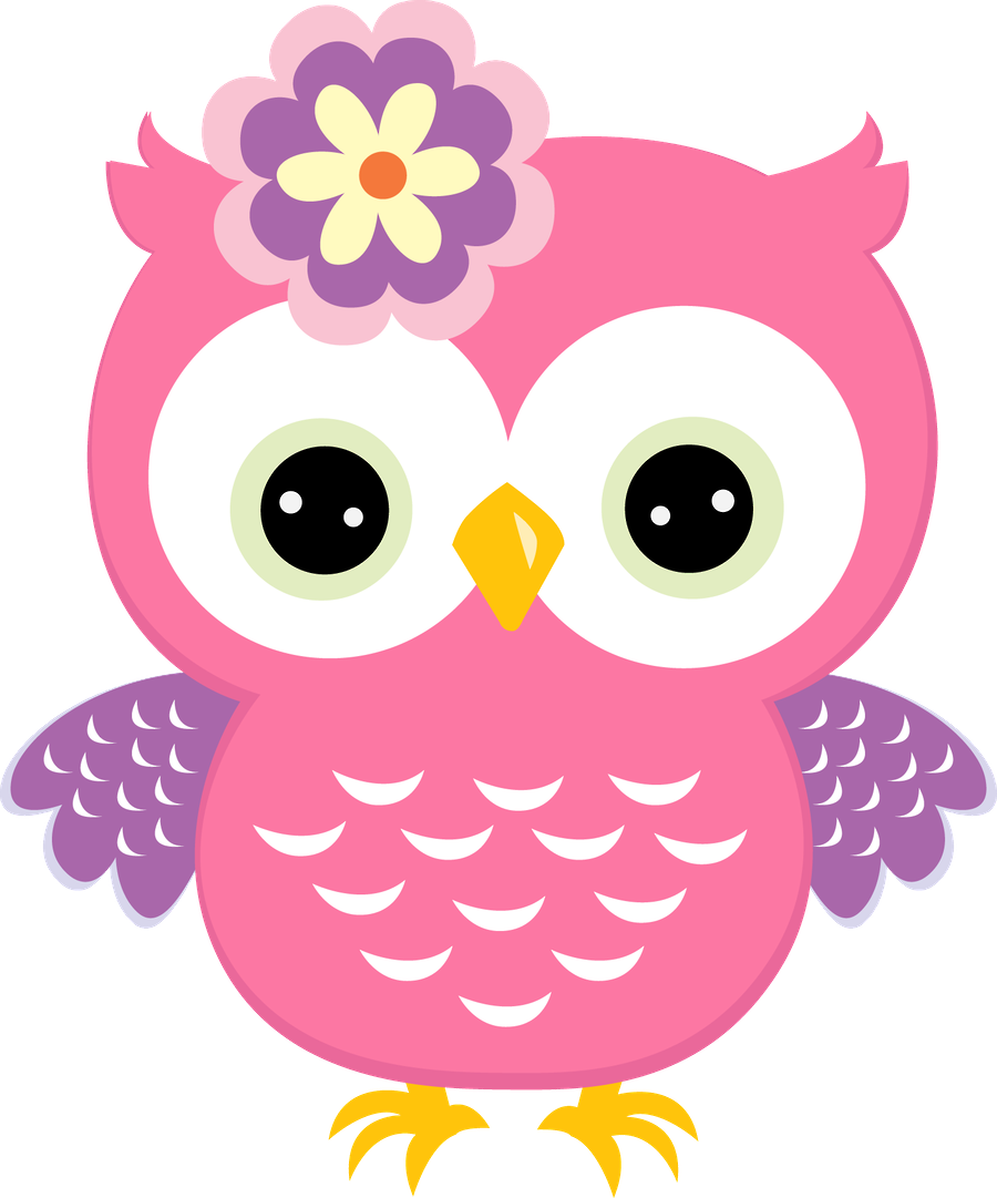 Pink Owl Clipart Free Download Clip Art.