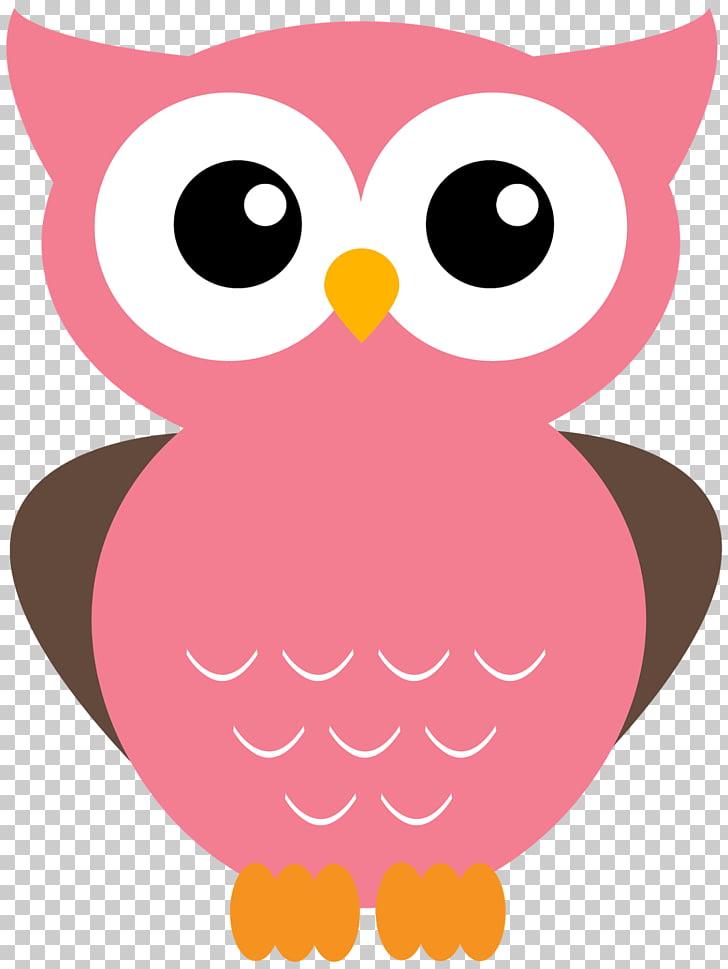 Owl Free content , Owl Cartoon , pink owl illustration PNG.