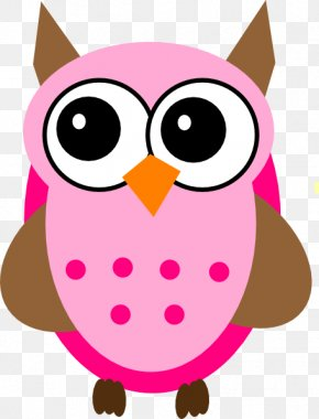 Pink Owl Clipart Images, Pink Owl Clipart Transparent PNG.