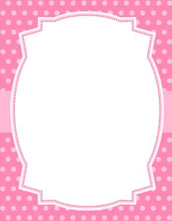 78,489 Pink Border Cliparts, Stock Vector And Royalty Free Pink.