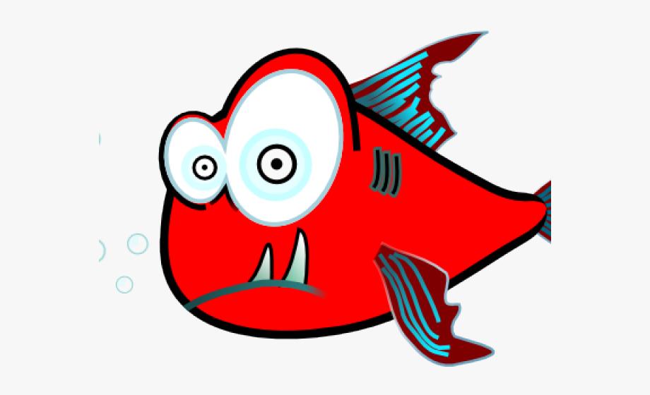 Funny Fish Clipart.